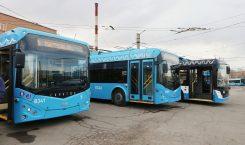 В следующем году Саратов получит около 35 новых троллейбусов в…